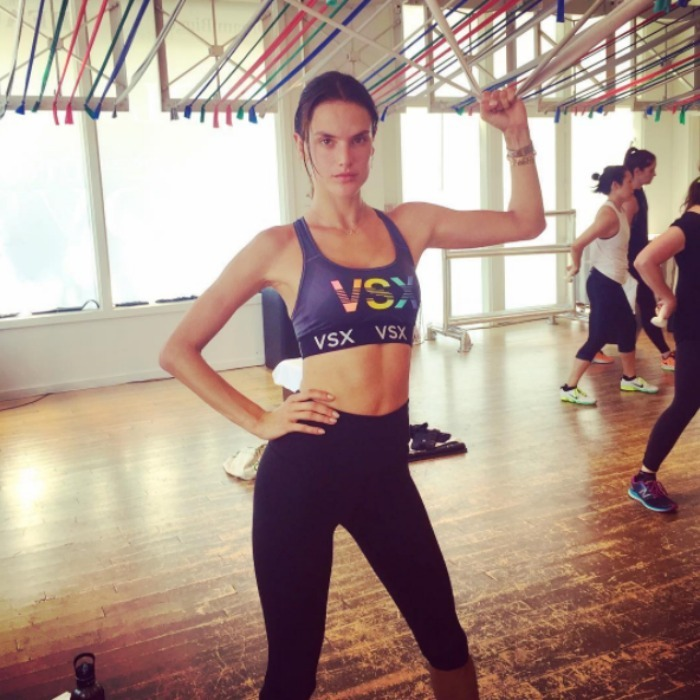 <b>Alessandra Ambrosio</i> 