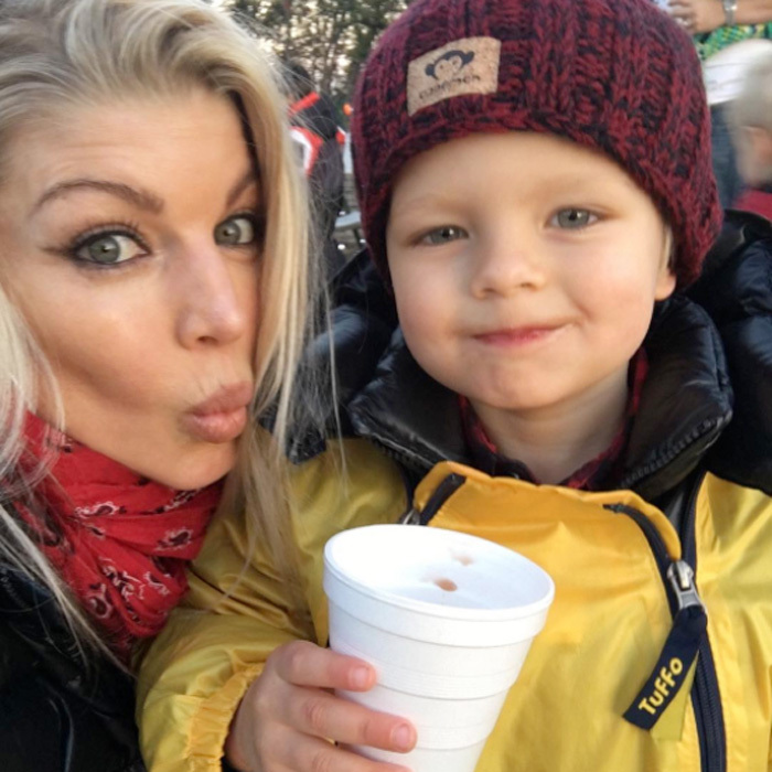 "Axl Duhamel enjoyed a snow day in L.A. with his parents Fergie and Josh Duhamel. The singer posted a photo of her little boy dressed in his winter gear writing, ""thank u daddy @joshduhamel 4 the snow in cali! (somebody was super happy to have hot cocoa…).""