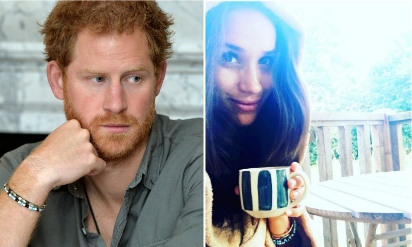 While the pair kept mum on romance rumors, they let their jewelry do the talking. Meghan posted a photo of herself wearing an almost identical beaded bracelet to one previously worn by Harry, sparking suggestions that the royal heart-throb may have given the piece to his new girlfriend as a gift.