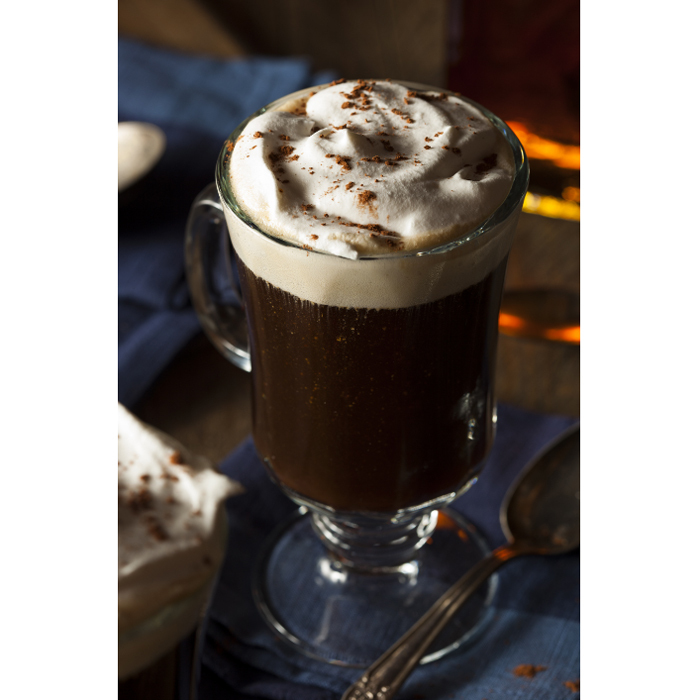 <b>DEWAR'S HOT CHOCOLATE</b>