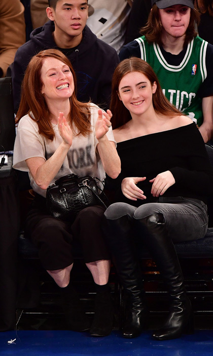 Basketball season means epic courtside fashion. From Kendall Jenner to Beyoncé, see which stars scored major fashion points and whose shoes were made for <i>balling</i>.