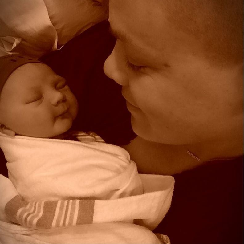 Pink and Carey Hart got a belated Christmas gift on December 26. The couple, who only revealed they would be parents for a second time in November, welcomed Jameson Moon Hart. 