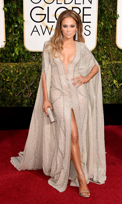 Jennifer Lopez in Zuhair Murad, 2015
