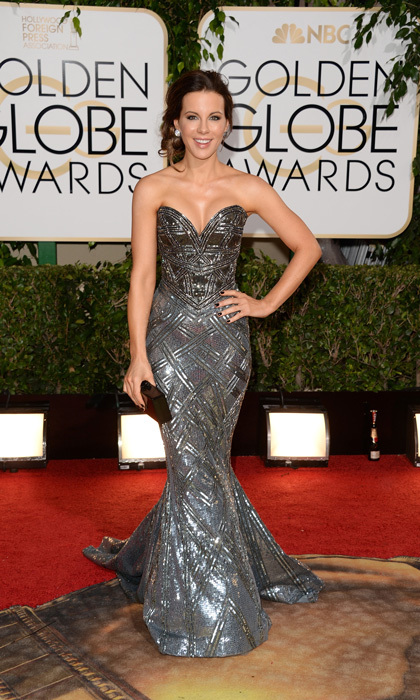 Kate Beckinsale in Zuhair Murad, 2014