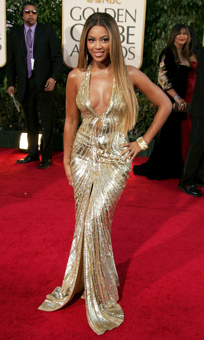 Beyoncé in Elie Saab, 2007