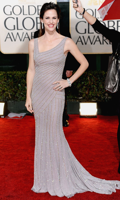 Jennifer Garner in Versace , 2010