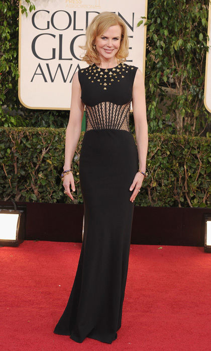 Nicole Kidman in Alexander McQueen, 2013