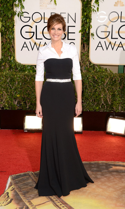 Julia Roberts in Dolce & Gabbana, 2014
