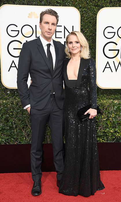 Dax Shepard and Kristen Bell