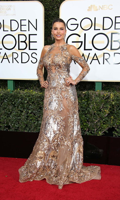 Sofia Vergara in Zuhair Murad couture