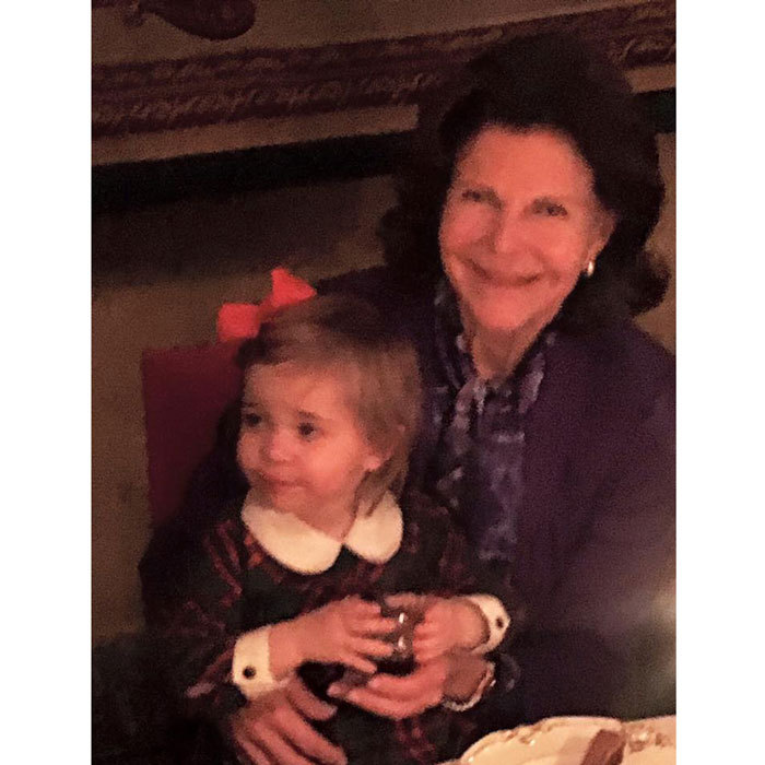 "Madeleine wished Queen Silvia a happy birthday by sharing a photo of the monarch with Leonore. Attached to the sweet photo, the Princess wrote, ""Happy Birthday Mamma! Thank you for being a wonderful mom and an amazing grandma!""