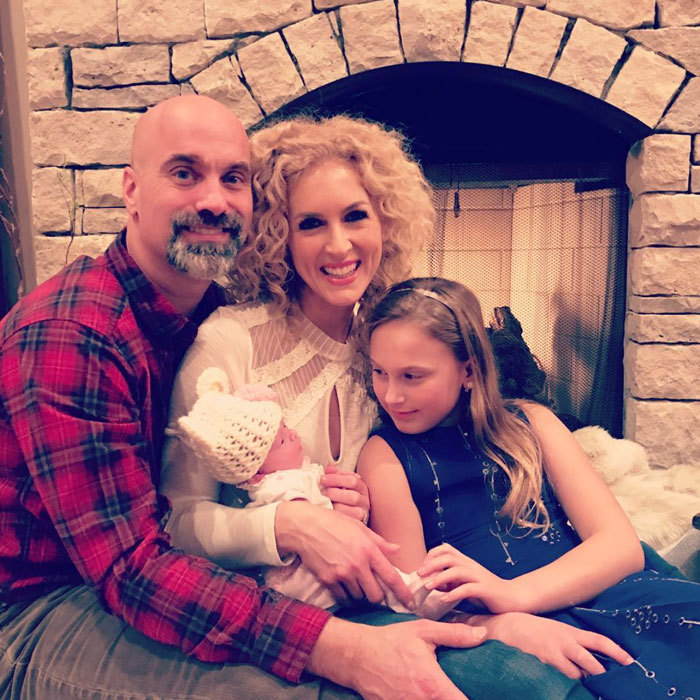 "Kimberly Schlapman of Little Big Town is a mom again! A rep for the country singer confirmed to <b>HELLO!</b> that the Grammy-winning artist adopted a little girl. The rep said, ""Kimberly and Steve were able to welcome home a baby girl in this new year with a successful domestic adoption. Their daughter Daisy asked Santa for a baby for Christmas.""