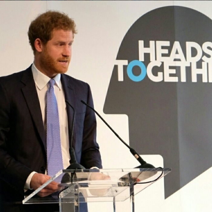 "Prince Harry acknowledged the changes in the stigma that comes with mental health. ""It has been unbelievably encouraging to see that attitudes towards mental health across the country are beginning to change. In the past, the phrase 'mental health' would be translated to mental illness. But thankfully that is changing!""