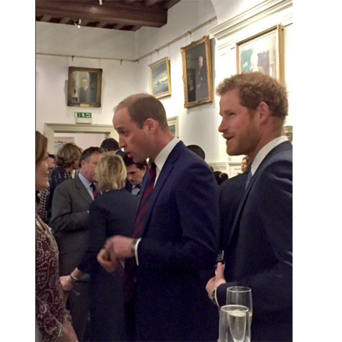 "William and Harry spoke with guests ahead of the ceremony. During his speech, Prince Harry also noted: ""With support from the Endeavour Fund, they have joined teams, established strong support networks and discovered new passions. Using the power of sport, this community has helped themselves to carve out a new life, a new direction and a new definition of self - proving to themselves and everyone else that beyond injury, they can still achieve the extraordinary.""  