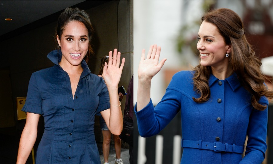 In January 2017, upon returning to London after a romantic getaway with Prince Harry in Norway, Meghan and the Duchess of Cambridge were given a formal introduction. 