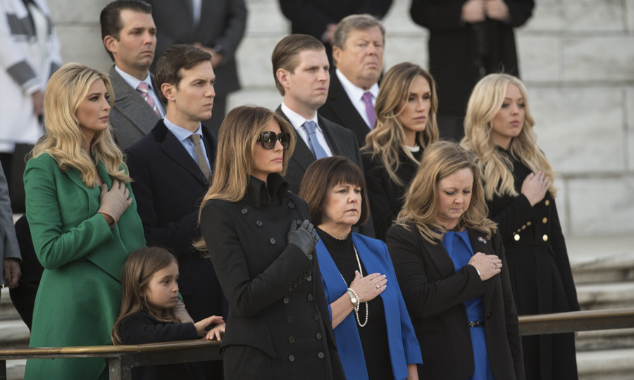 <b>The wreath laying ceremony</b>