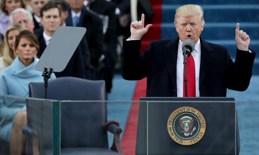 <b>The Speech</b>