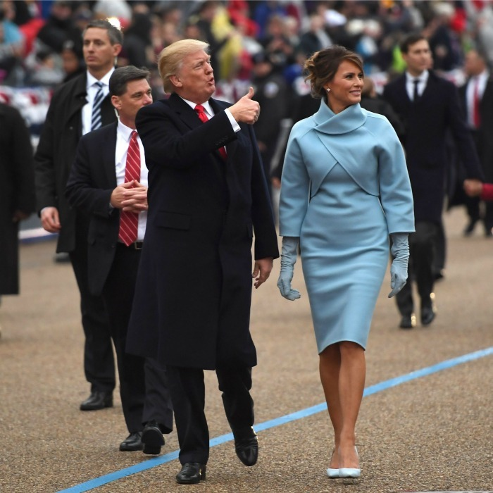 <b>The Parade</b>