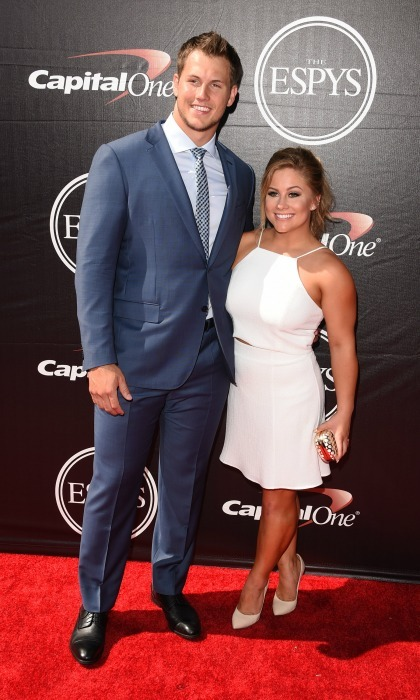 <b>Shawn Johnson and Andrew East</b> 