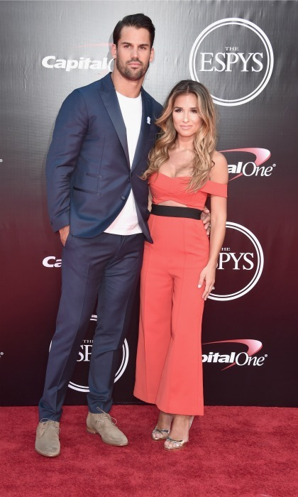 <b>Jesse James and Eric Decker</b> 