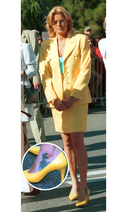 <b>Princess Stephanie</b>