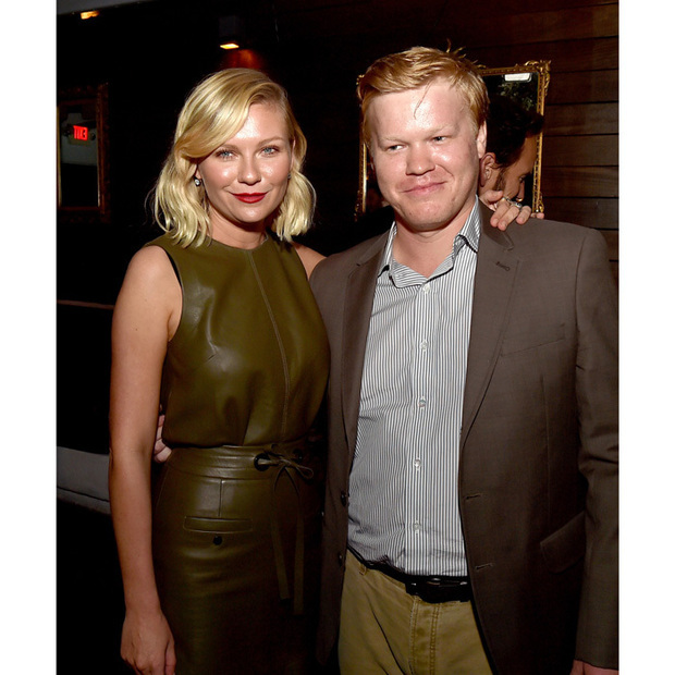 <b>Kirsten Dunst and Jesse Plemons</b>