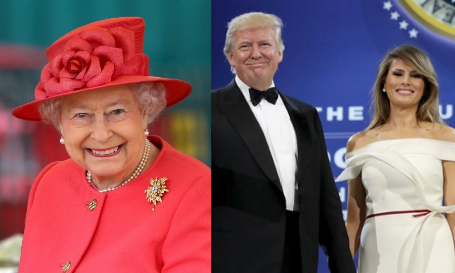 US President Trump to meet Queen Elizabeth II by Next Month
