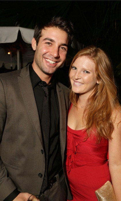 <b>James Wolk and Elizabeth Jae Lynch</b>