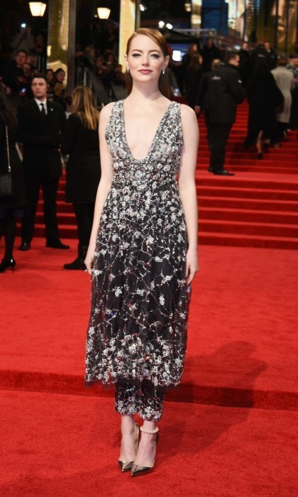 <b>Emma Stone</b> - Chanel