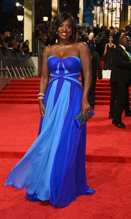 <b>Viola Davis</b> - Jenny Packham