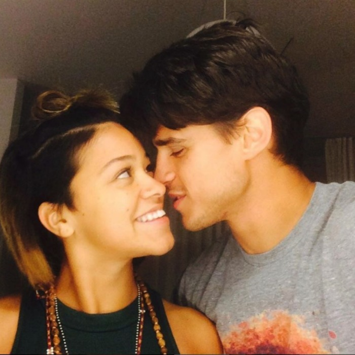 "Gina Rodriguez posted a special message and an adorable picture featuring her boyfriend, Joe LoCicero that read, ""I have known love but never have I known a love like this. You make my heart smile. #RealLove."" 