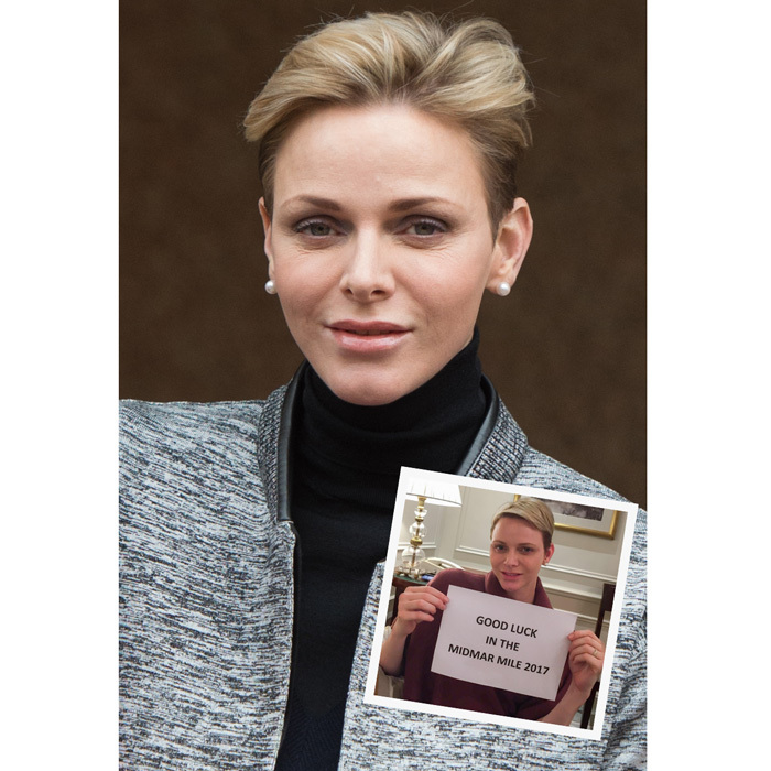 <b>Princess Charlene</b>