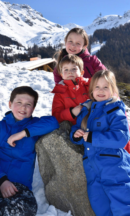 "The Danish royal family has been known to hit the slopes! Crown Princess Mary and Crown Prince Frederik of Denmark along with their four children, Prince Christian, Princess Isabella, Prince Vincent and Princess Josephine, enjoyed a <a href=""https://us.hellomagazine.com/royalty/gallery/2017021736727/danish-royal-family-kids-ski-holiday-switzerland/1/""><strong>ski holiday</strong></a> in Verbier, Switzerland this month, which is recognized as ""one of the premiere 'off-piste' resorts in the Alps and in the world."" The royal palace shared photos from the family vacation captioning the album, ""Sunshine in the snow.""