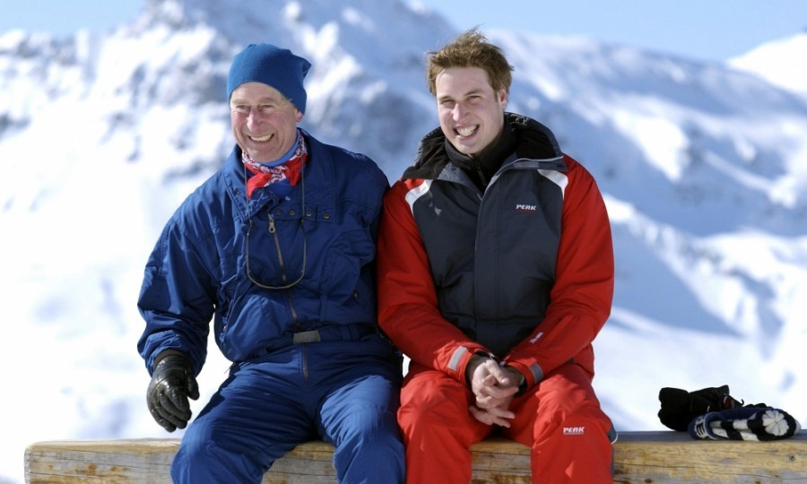 Prince Charles And Prince William had a great time during their ski holiday in 2005. The British father and son took to Klosters, Switzerland - Prince Charles' go-to winter break destination - for some bonding.