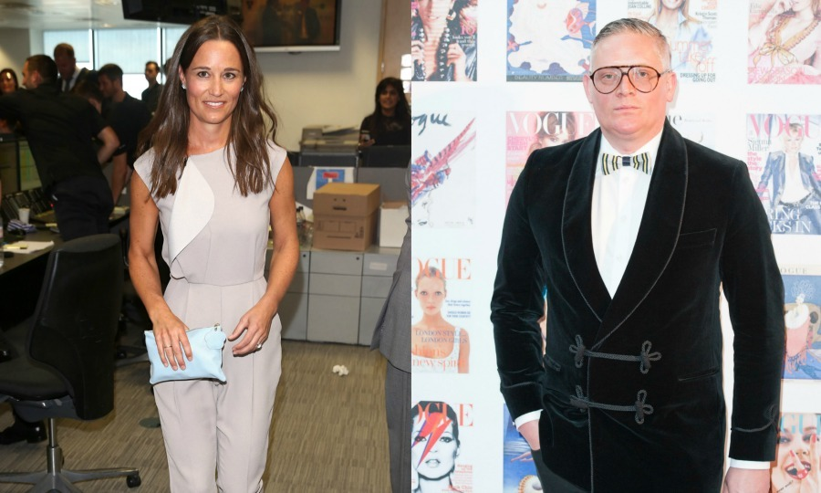 <b>The dress designer?</b> 
