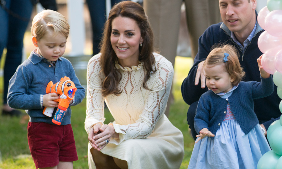 Prince George And Princess Charlotte Why The Little