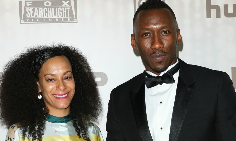 <b>Mahershala Ali and Amatus Sami-Karim</b>