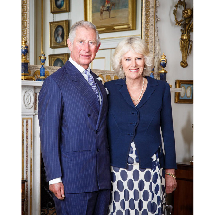 "With the announcement that <a href=""https://us.hellomagazine.com/tags/1/prince-charles/""><strong>Prince Charles</strong></a> and the Duchess of Cornwall will visit Romania, Italy, The Holy See and Austria between March 29 - April 6, Clarence House released a new portrait of the couple. The pair's upcoming royal tour will highlight the UK's relationship with European partners in areas including social cohesion, military ties and combatting human trafficking.