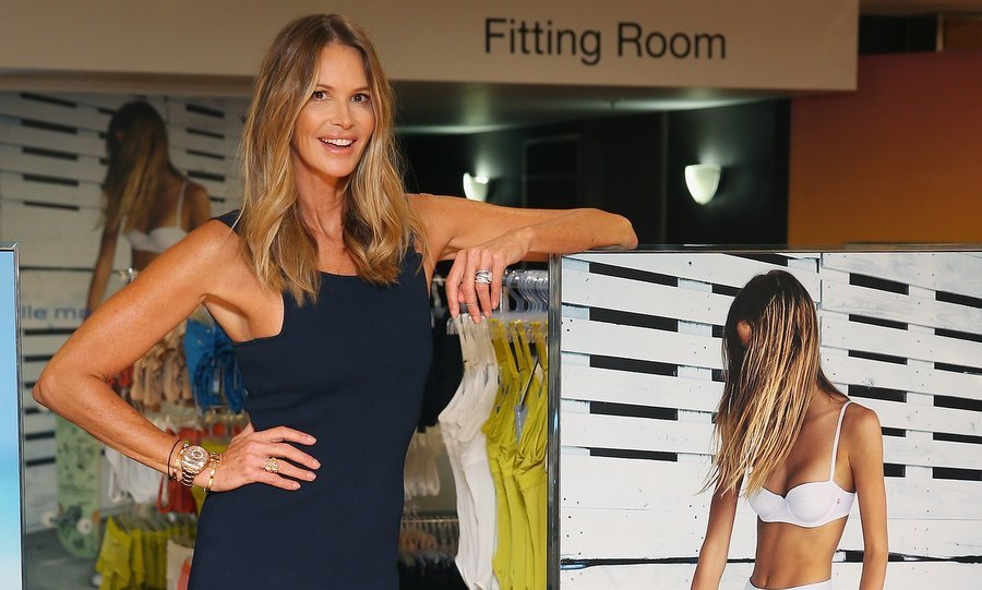 Elle Macpherson shares her healthy body and lifestyle tips