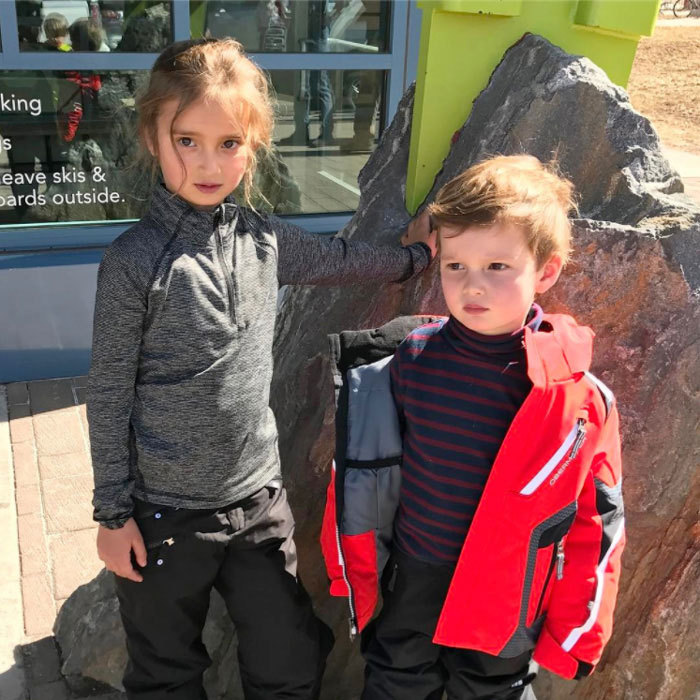 "Arabella and Joseph Kushner hit the slopes with their family in Aspen, Colorado during their spring break. ""Exhausted little skiers!"" Ivanka captioned a photo of her oldest children.