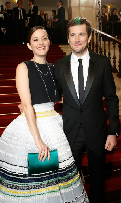 It's a girl! Marion Cotillard and Guillaume Canet have welcomed their second child. People magazine confirmed that the French actress and her partner welcomed their daughter recently, but no other details have been given.