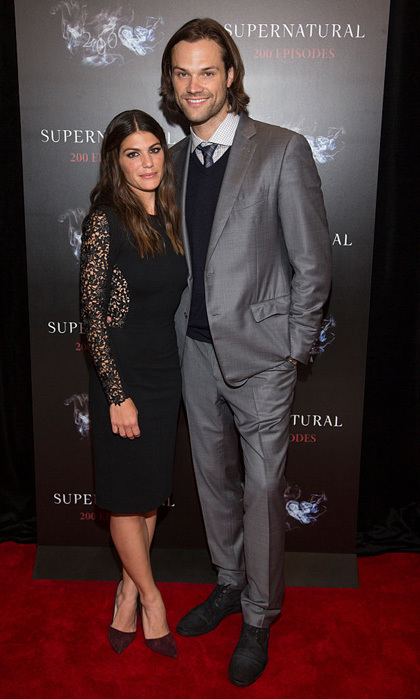 Jared Padalecki and Genevieve Cortese are now parents of three. The couple welcomed their daughter Odette Elliott into the world on March 17. 
