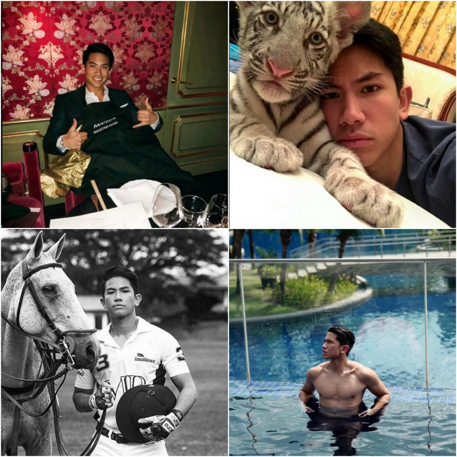 <b>Prince Mateen of Brunei</B>