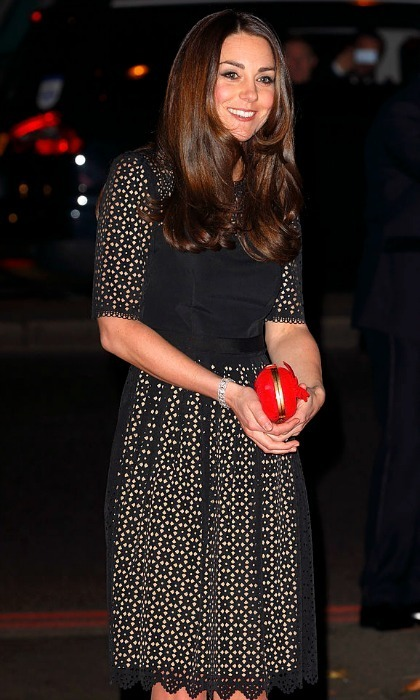 Kate Middleton Style All The Times The Duchess Of Cambridge Wore Temperley London Hello Us