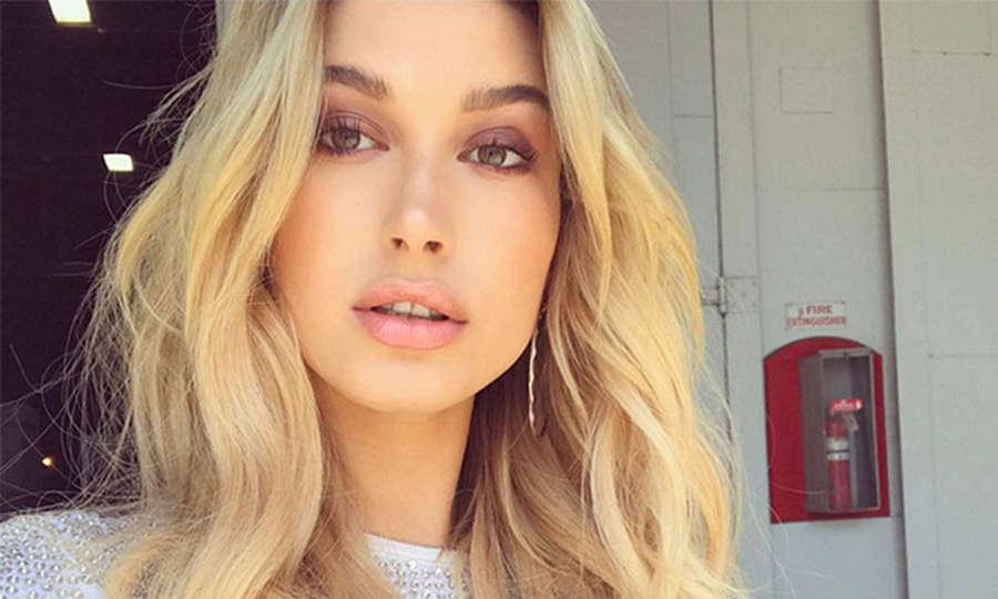 Hailey Baldwin Talks Summer Haircare Beauty Tips And