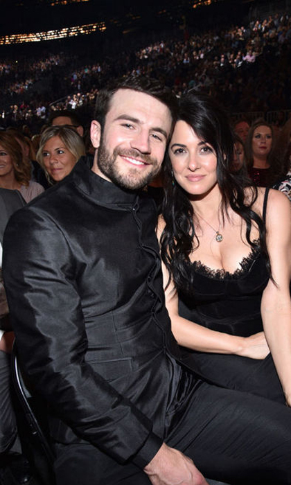 <b>Sam Hunt and Hannah Lee Fowler</b>