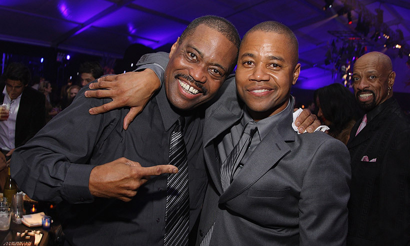 <B>Cuba Gooding, Sr - April 20</B>