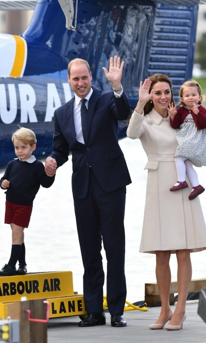 "Prince William is changing the game when it comes to raising his two younger royals. The Duke spoke to CALMzine and shared that he and Kate are letting go of the ""stiff upper lip"" parenting strategy. 