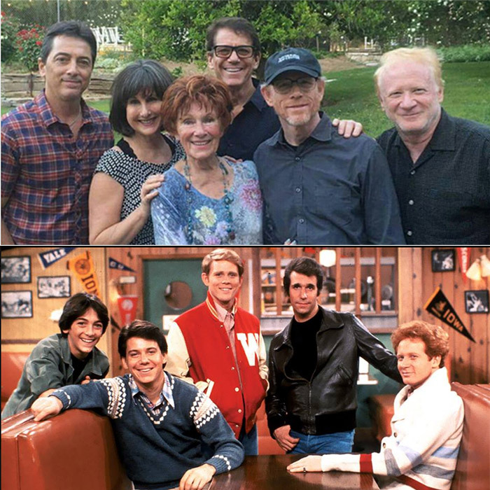 <B>Happy Days</B>