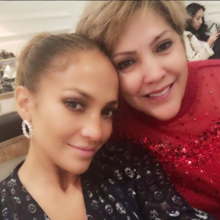 <b>Jennifer Lopez and Guadalupe Rodríguez</b>